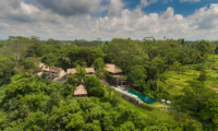 Bird's Eye View - Alila Ubud Villas - Ubud, Bali
