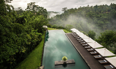 Swimming Pool - Alila Ubud Villas - Ubud, Bali