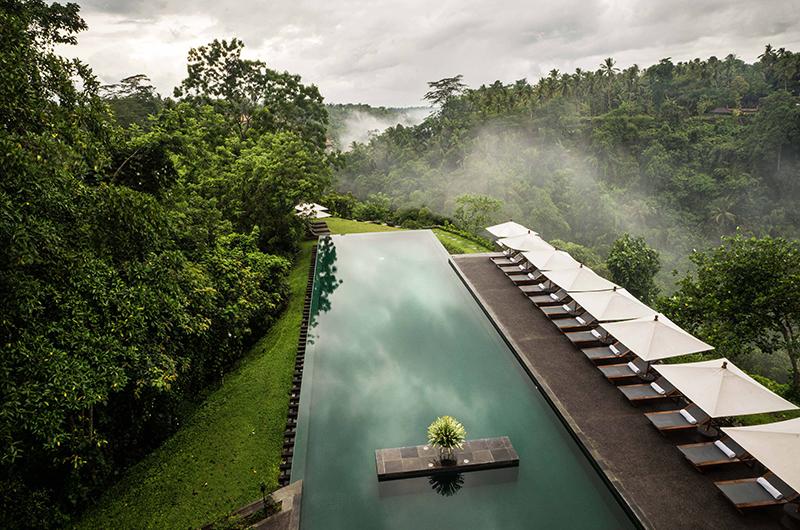 Swimming Pool - Alila Ubud Villas - Ubud, Bali