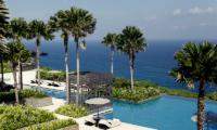 Gardens and Pool - Alila Villas Uluwatu - Uluwatu, Bali
