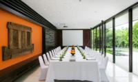 Dining Table - Alila Villas Uluwatu - Uluwatu, Bali