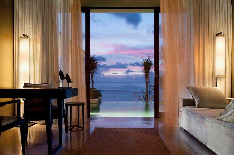 Lounge Area - Soori Bali - Tabanan, Bali