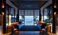 Outdoor Lounge - Soori Bali - Tabanan, Bali