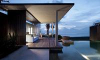 Pool Side Lounge - Soori Bali - Tabanan, Bali