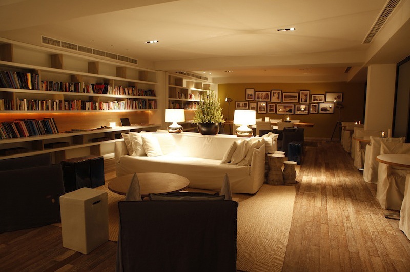 Library Room with Lounge - Soori Bali - Tabanan, Bali
