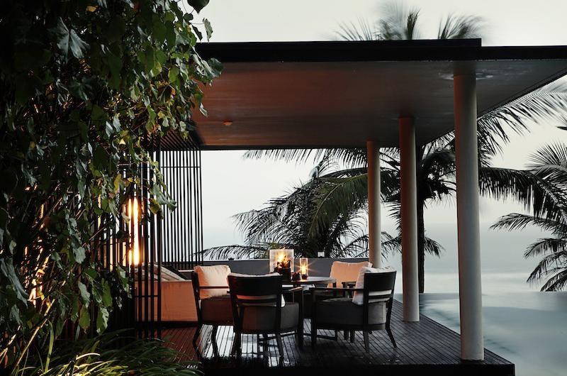 Pool Side Dining - Soori Bali - Tabanan, Bali