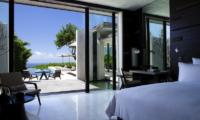 Bedroom with Pool View - Alila Villas Uluwatu - Uluwatu, Bali