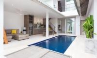 Pool Side – Allure Villas – Seminyak, Bali