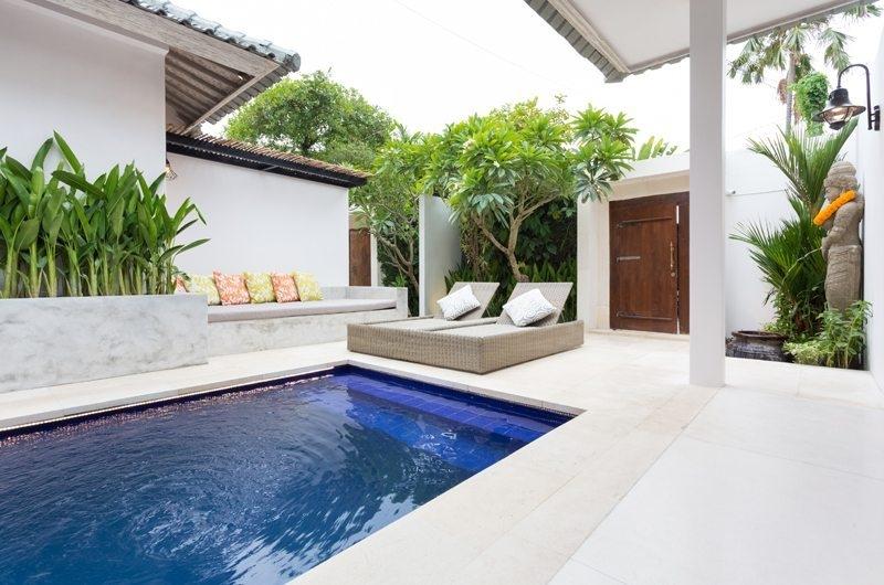 Swimming Pool – Allure Villas – Seminyak, Bali