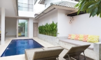 Sun Beds – Allure Villas – Seminyak, Bali