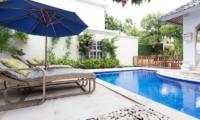 Sun Loungers – Allure Villas – Seminyak, Bali