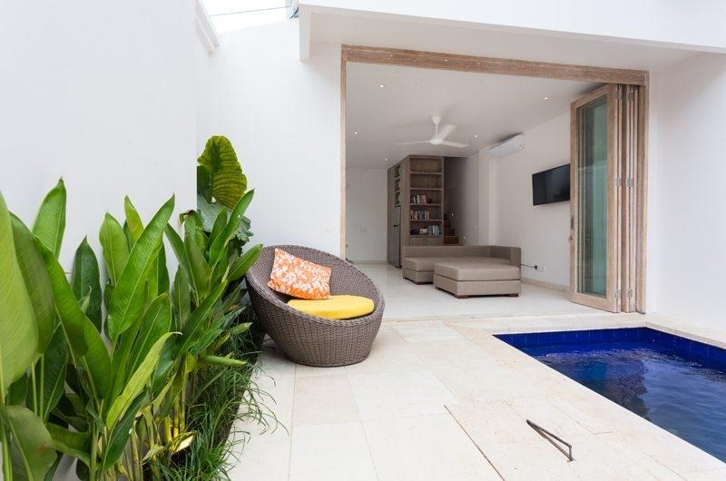 Private Pool - Allure Villas - Seminyak, Bali