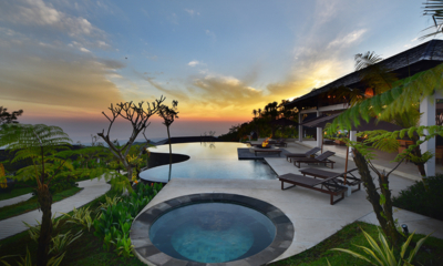 Reclining Sun Loungers - Alta Vista - North Bali, Bali