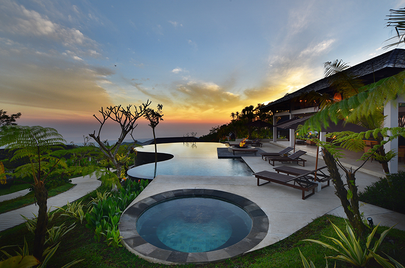 Reclining Sun Loungers - Alta Vista - North Bali, Bali
