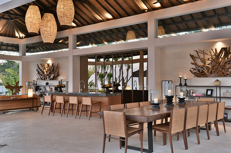 Dining Area - Alta Vista - North Bali, Bali