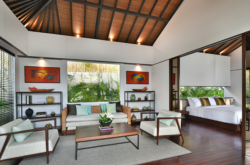 Bedroom with Lounge Area - Alta Vista - North Bali, Bali