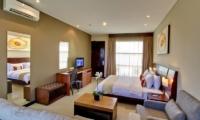 Bedroom with Sofa - Amadea Villas - Seminyak, Bali