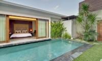 Pool Side Bedroom - Amadea Villas - Seminyak, Bali
