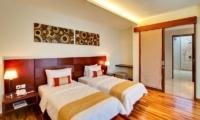 Twin Bedroom - Amadea Villas - Seminyak, Bali