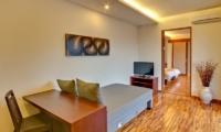 Lounge Room with TV - Amadea Villas - Seminyak, Bali
