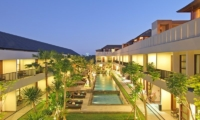 Gardens and Pool - Amadea Villas - Seminyak, Bali