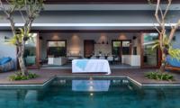 Pool Side - Amarin Seminyak - Seminyak, Bali