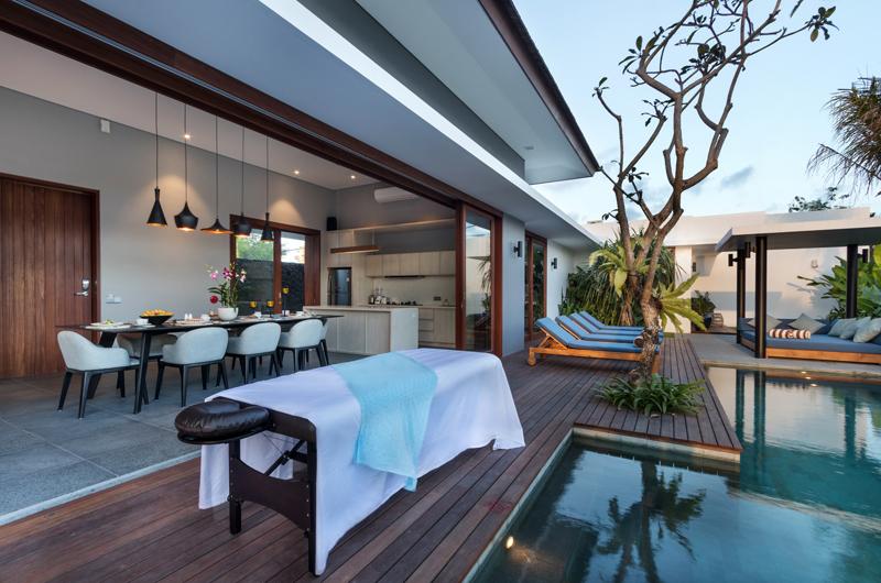 Pool Side Spa - Amarin Seminyak - Seminyak, Bali