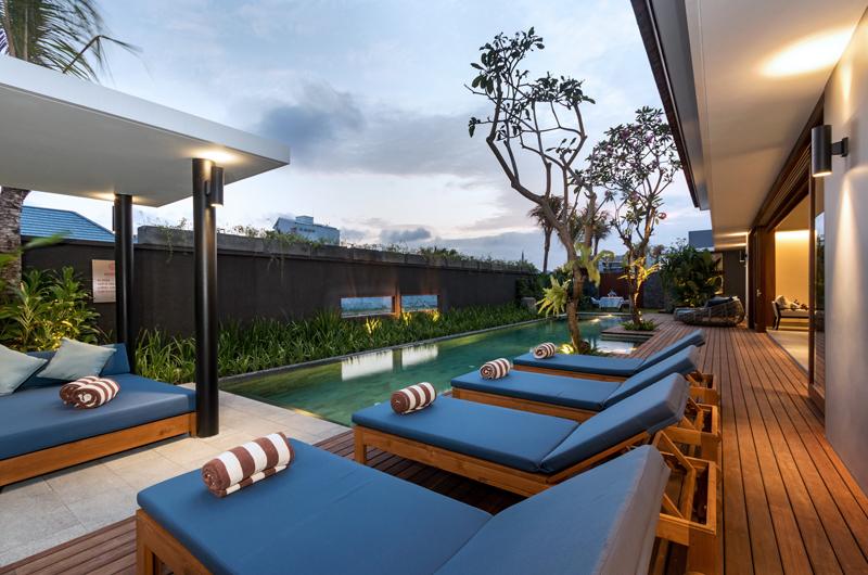 Reclining Sun Loungers - Amarin Seminyak - Seminyak, Bali