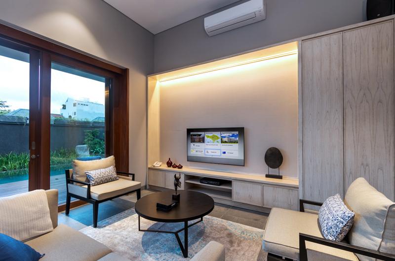 TV Room - Amarin Seminyak - Seminyak, Bali