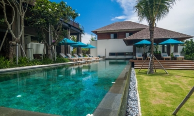 Swimming Pool - Ambalama Villa - Seseh, Bali