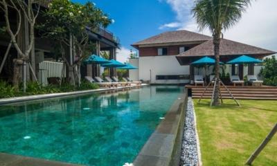 Swimming Pool - Ambalama Villa - Seseh, Bali