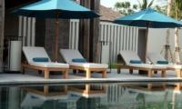 Sun Loungers - Ambalama Villa - Seseh, Bali