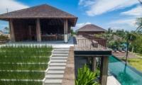 Up Stairs Living Area - Ambalama Villa - Seseh, Bali