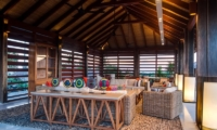 Indoor Living Area - Ambalama Villa - Seseh, Bali