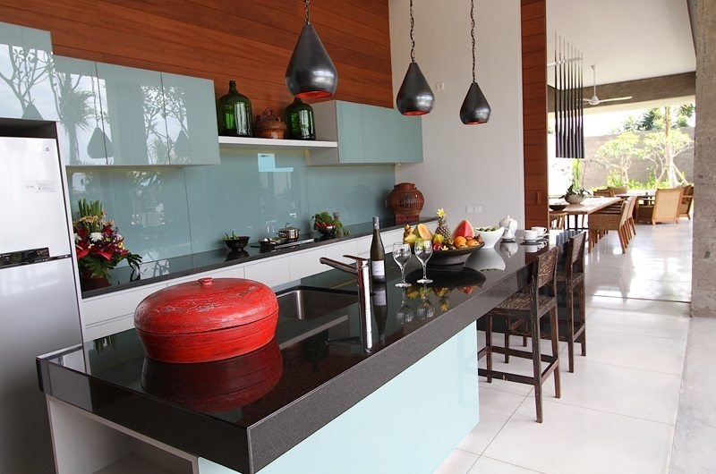 Kitchen Area - Ambalama Villa - Seseh, Bali