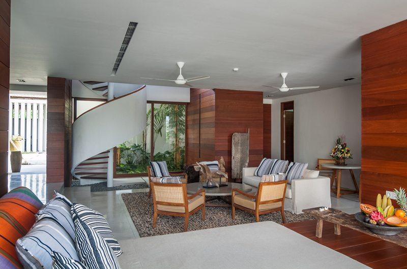 Living Area - Ambalama Villa - Seseh, Bali