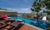 Sun Loungers - Anantara Uluwatu Resort - Uluwatu, Bali
