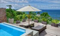 Sun Beds - Anantara Uluwatu Resort - Uluwatu, Bali