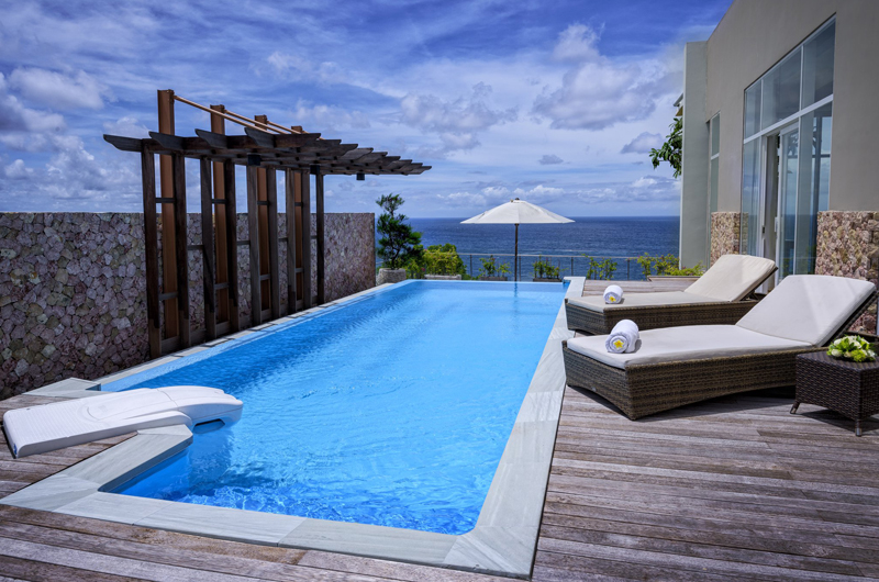 Private Pool - Anantara Uluwatu Resort - Uluwatu, Bali