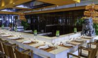 Dining Area - Anantara Uluwatu Resort - Uluwatu, Bali