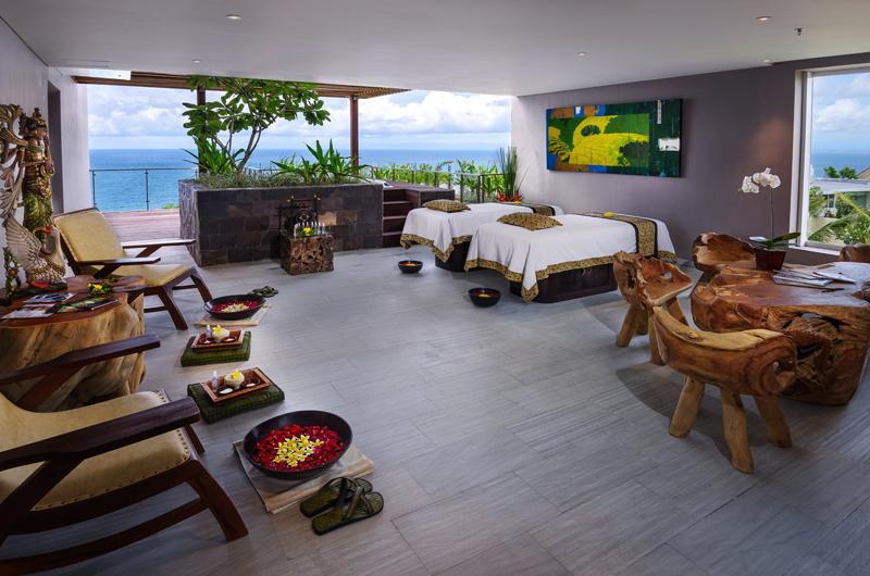 Spa - Anantara Uluwatu Resort - Uluwatu, Bali