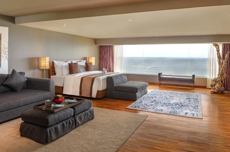 Bedroom with Ocean View - Anantara Uluwatu Resort - Uluwatu, Bali