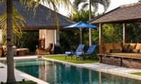 Gardens and Pool - Anyar Estate - Umalas, Bali