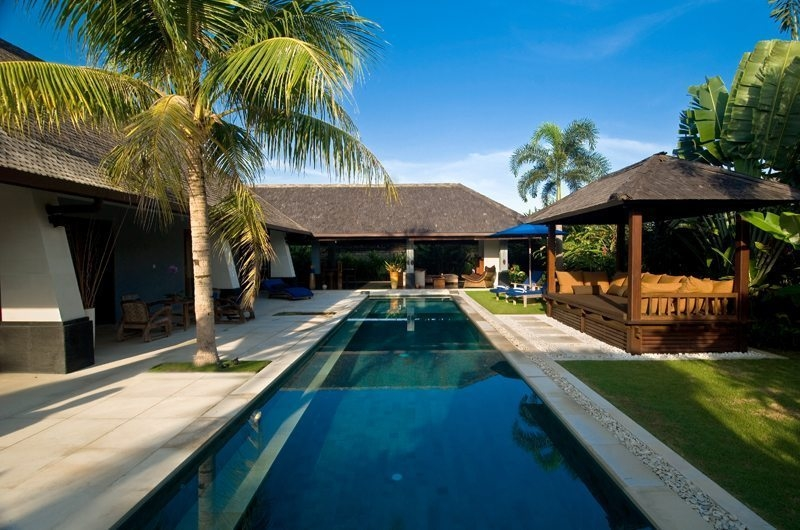 Swimming Pool - Anyar Estate - Umalas, Bali