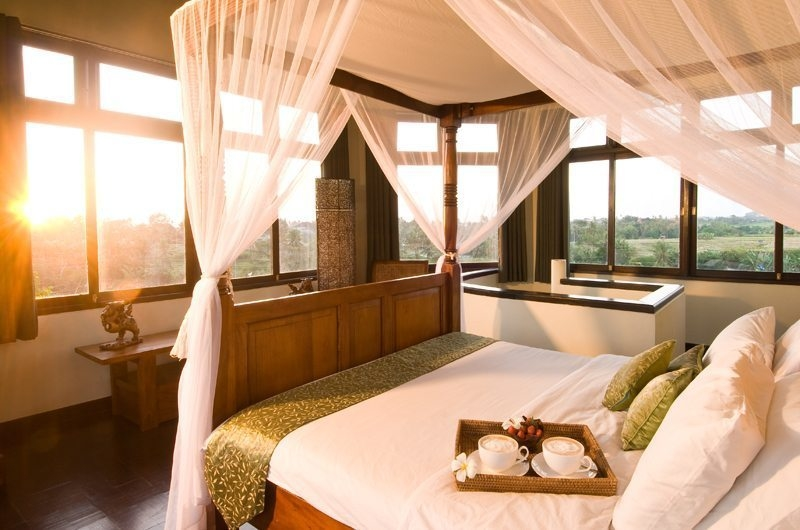 Four Poster Bed - Anyar Estate - Umalas, Bali