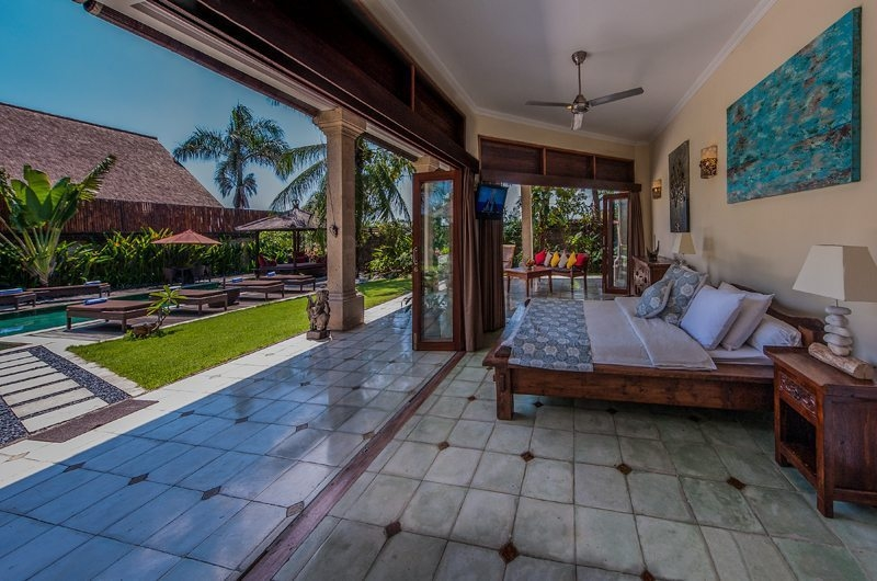 Bedroom with Garden View - Anyar Estate - Umalas, Bali