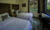 Twin Bedroom - Anyar Estate - Umalas, Bali