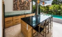 Kitchen Area - Aramanis Villas - Seminyak, Bali