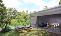 Reclining Sun Beds - Aria Villas - Ubud, Bali