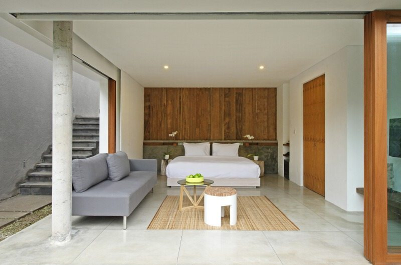 Bedroom with Up Stairs - Aria Villas - Ubud, Bali